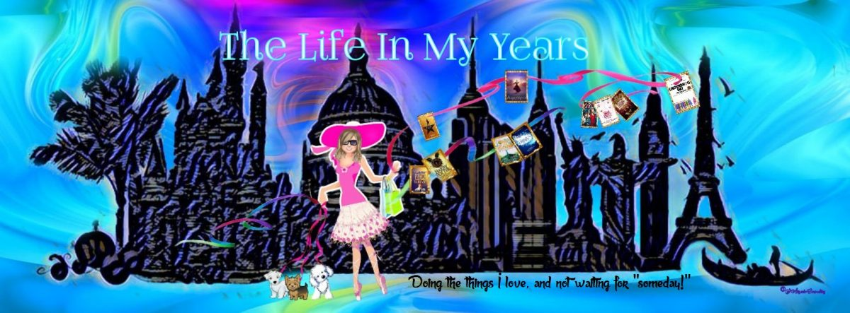 The Life In My Years