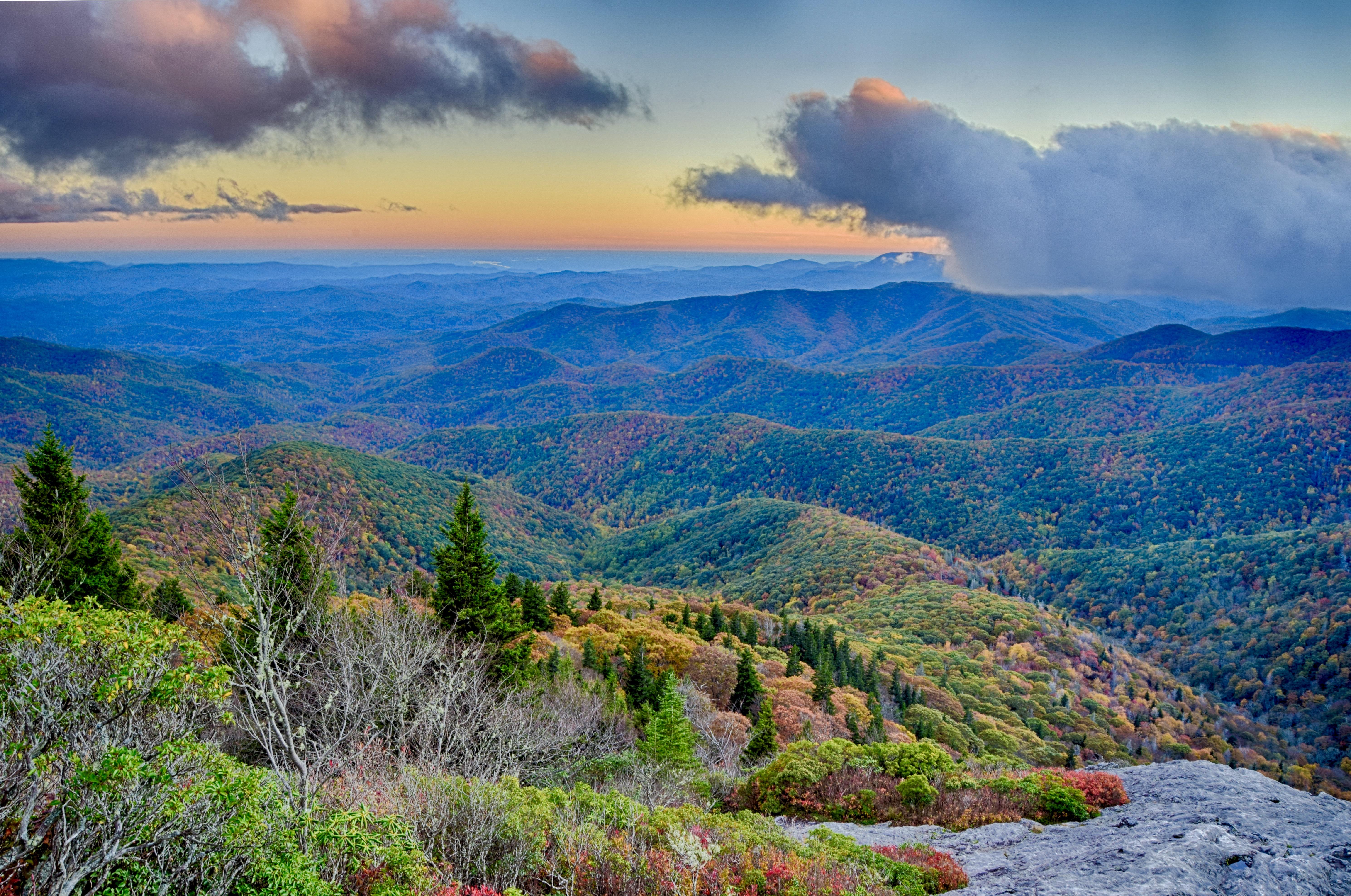 Blue Ridge Mountains, Virginia