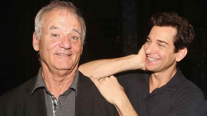 Groundhog Day, Bill Murray and Andy Karl