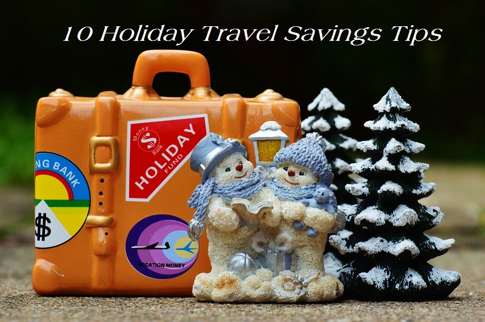 Holiday Travel Savings