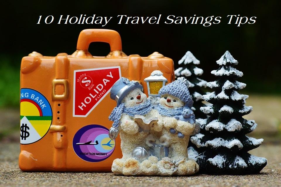 Holiday Travel Savings